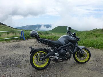 MT-09九州